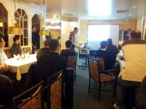 OXID Developer Meet-Up Hamburg 2012-01-13