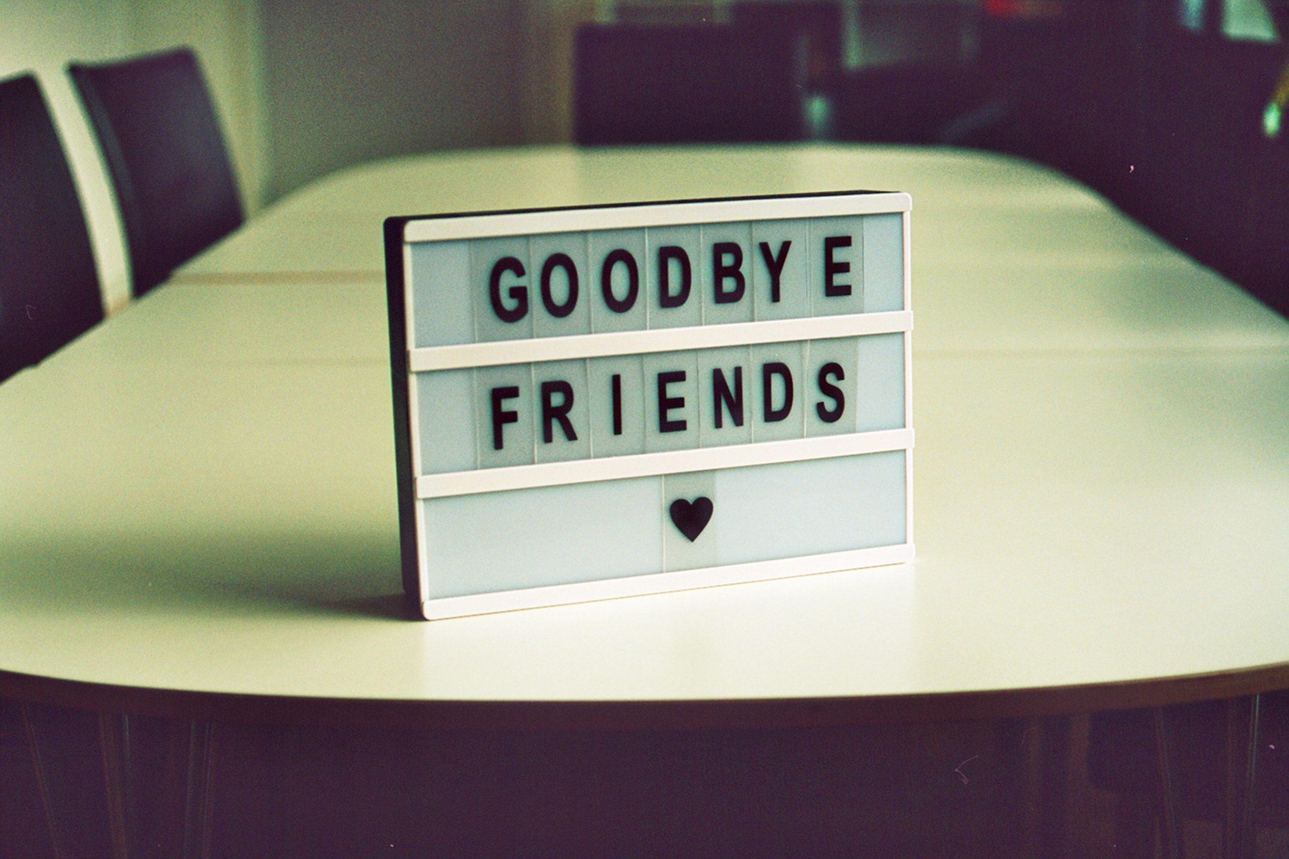 Good bye OXID