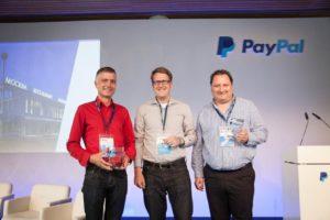 OXID PayPal Plus award